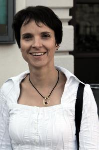 Frauke Petry AfD-Führerin in Sachsen